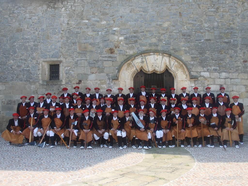 Escuadra de Hacheros 2015